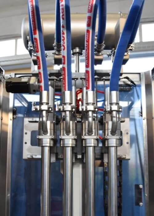 Macchine per Riempimento Liquidi